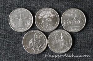 25セント硬貨コレクター「50州25セント硬貨プログラム 」