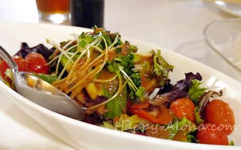 ハワイ旅行のおすすめグルメ-創作和食の「和さび・ビストロ」
