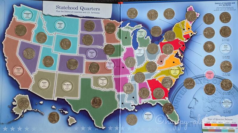 50州25セント硬貨プログラム
