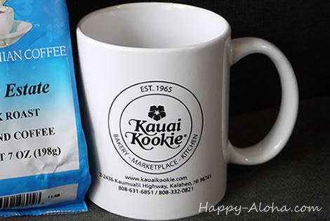 カウアイクッキーマグカップ