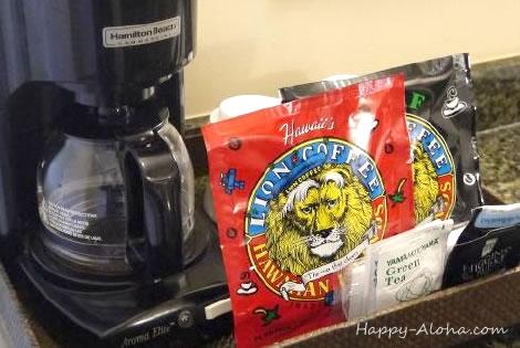 ライオンコーヒーがあった