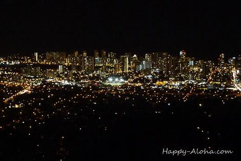タンタラスの丘 夜景
