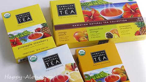 ハワイの紅茶