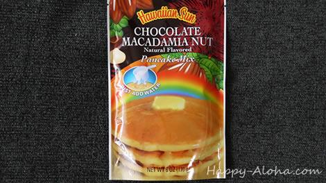 パンケーキミックスでハワイの味を