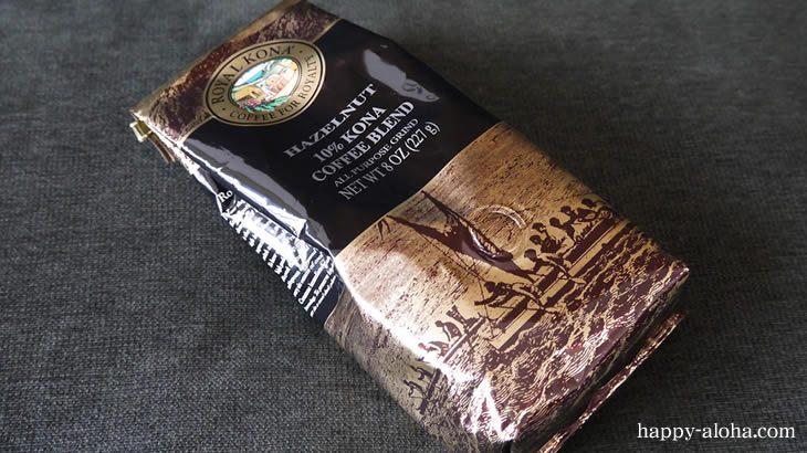 ヘーゼルナッツレーバーコーヒー