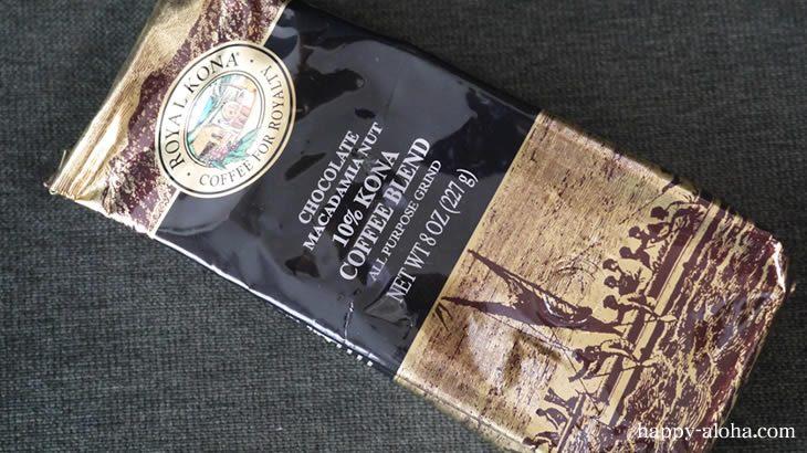 チョコレートマカデミアンフレーバーコーヒー