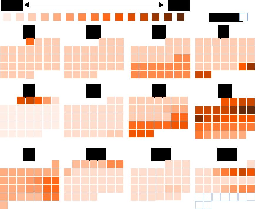 ツアー旅行代金カレンダー