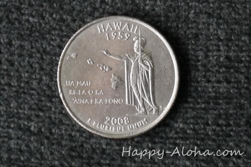 ハワイ州の記念硬貨