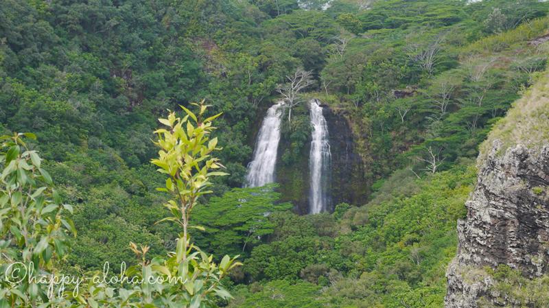 オパエカアの滝