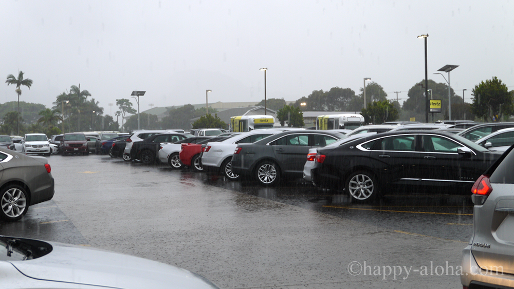 リフエの雨