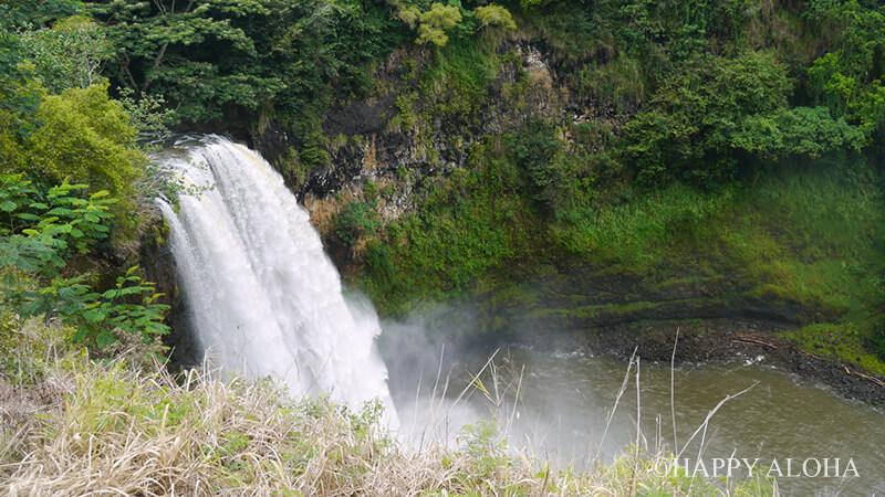 ワイルア滝