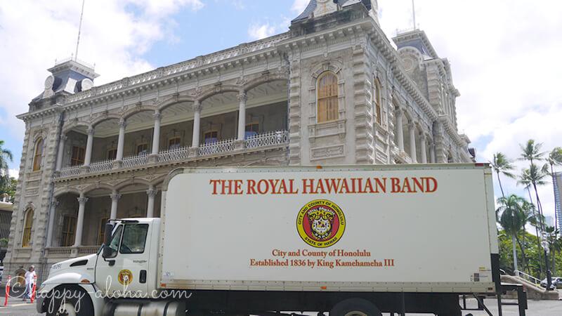 ロイヤルハワイアンバンドのトラック