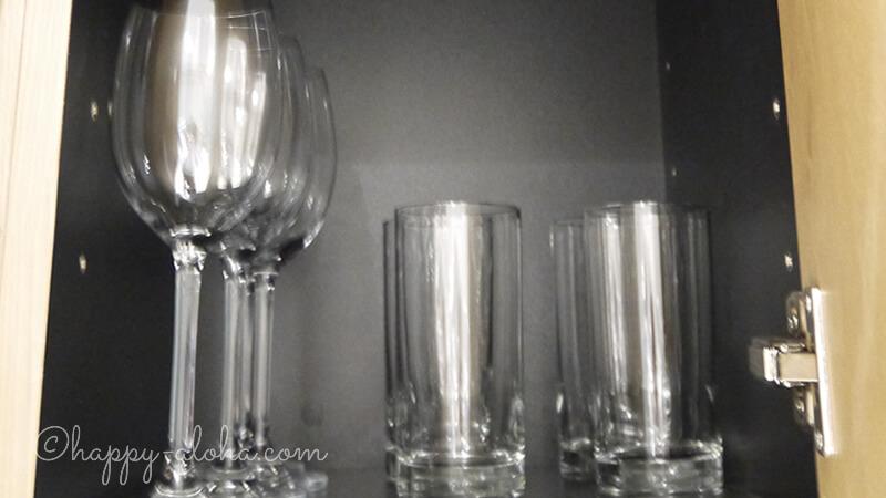 ガラスコップ類