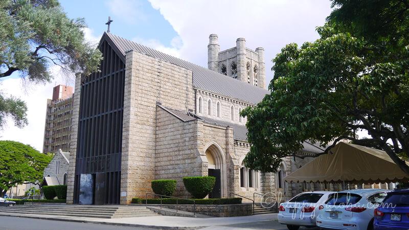 セント・アンドリュース大聖堂外観