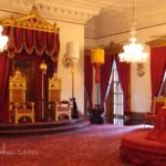 イオラニ宮殿ツアー