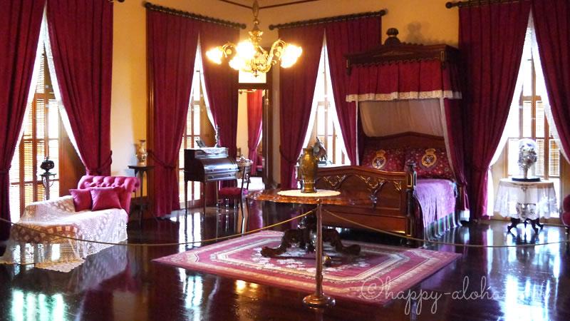 カピオラニ王妃の部屋