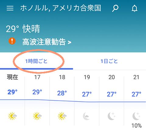天気予報トップ