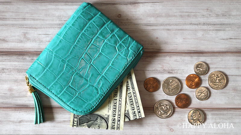 海外旅行用財布