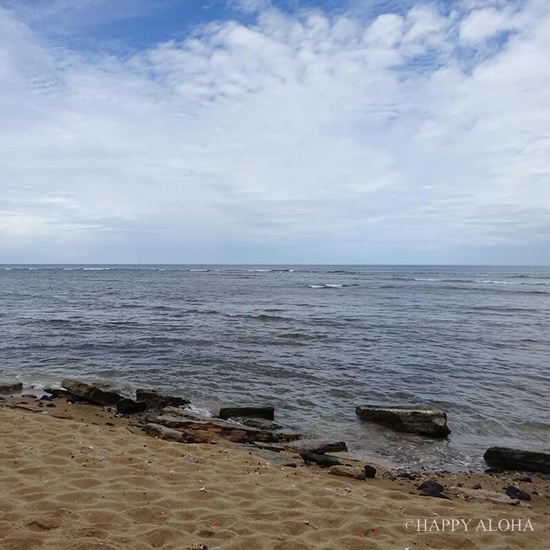 ビーチの景色