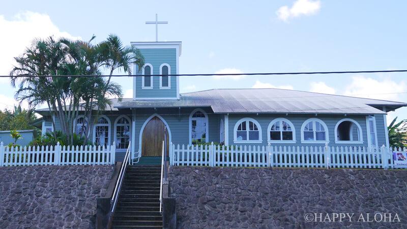honokaaの教会