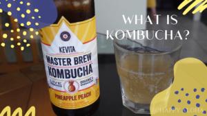 ハワイのコンブチャ(KOMBUCHA)は昆布茶ではありません