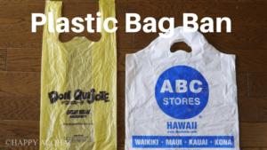 ビニール製のレジ袋