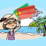 ハワイ旅行でクレジットカード