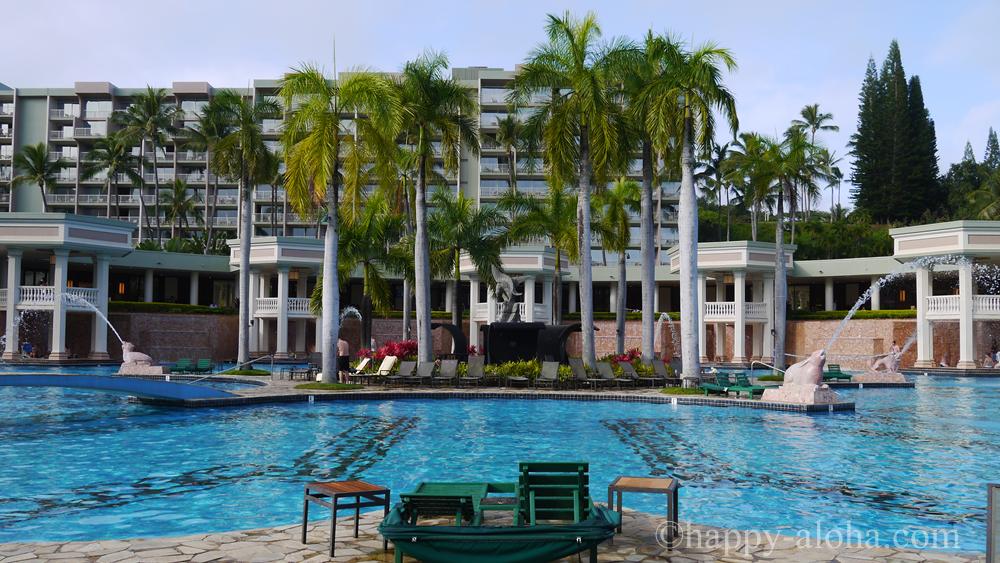 カウアイマリオットホテル